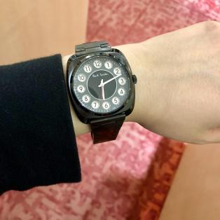 Paul Smith WATCH ポール・スミス ウォッチ Dial ダイアル 2018本限定モデル 腕時計 メンズ BT2-947-51