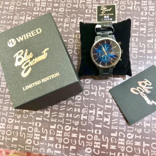 WIRED ワイアード SEIKO セイコー PAIR STYLE ペア・スタイル ソーラー TiCTAC別注 腕時計 AGAD732