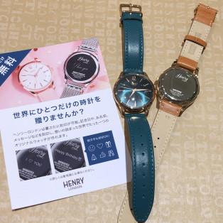 【TiCTAC札幌パルコ店】あなただけの時計に…✧︎*。HENRY LONDON刻印キャンペーン⌚︎