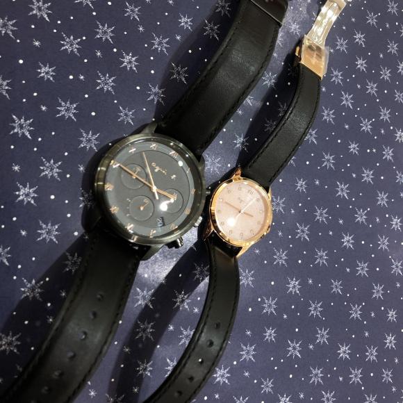 【TiCTAC札幌パルコ店】クリスマスパーティーセール✩︎おススメ腕時計✧︎*。