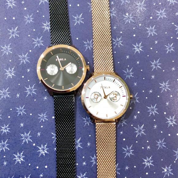 FURLA フルラ METROPOLIS メトロポリス 腕時計 レディース R4253102530