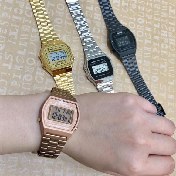 【TiCTAC札幌パルコ店】見やすくてお求めやすい価格!チープカシオ⌚︎