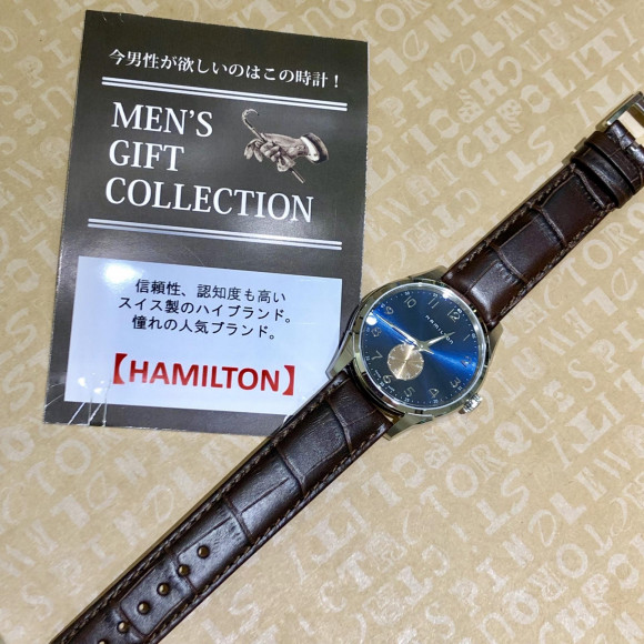 【TiCTAC札幌パルコ店】お得な期間に素敵なお時計を…✧︎*。HAMILTON⌚︎