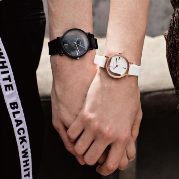 KLASSE14 クラス フォーティーン 腕時計 メンズ  IMPERFECT ANGLE 替ベルト付き 40mm WIM19BK011M