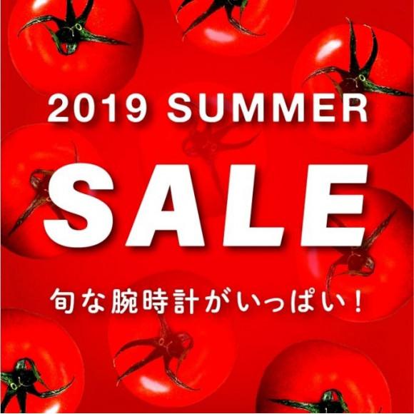 【TiCTAC札幌パルコ店】今が買い時!SUMMER SALE⌚︎