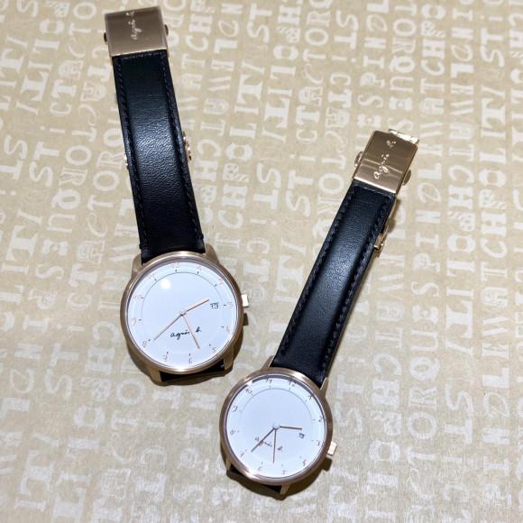 agnes b. アニエスベー マルチェロ ファム 【国内正規品】 腕時計 レディース FBSK946