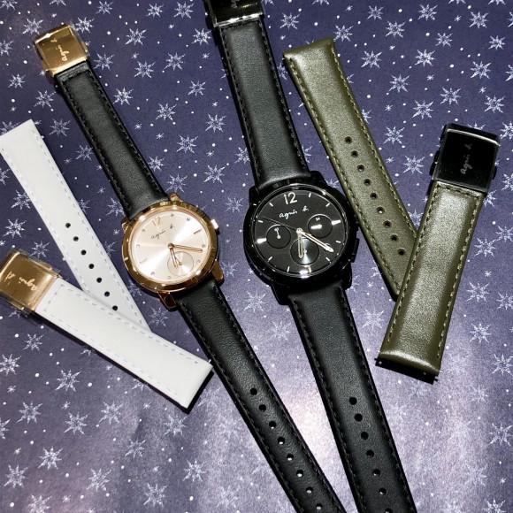 【TiCTAC札幌パルコ店】今年もついに発売!agnes b.クリスマス限定モデル⌚︎