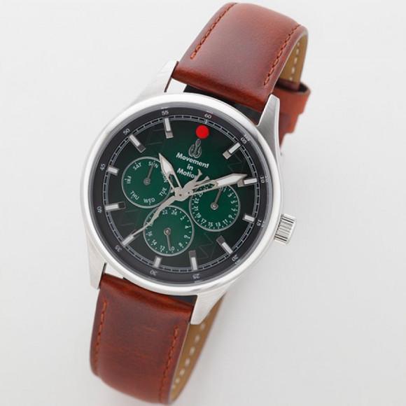HUNTER×HUNTER Movement In Motion ハンターハンター コラボレーション 腕時計  ゴンモデル MIM-HUNTER/GON