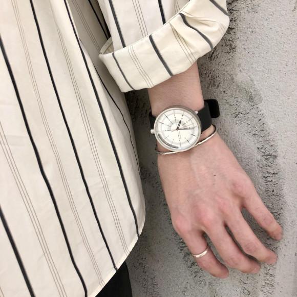 【TiCTAC札幌パルコ店】1秒間に6回秒を刻む機械式時計✦ฺ︎ISSEY MIYAKE⌚︎