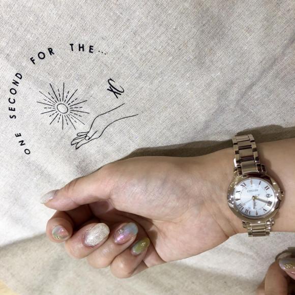 腕元に上品さと安心感を…❤︎CITIZEN XC⌚︎【TiCTAC札幌パルコ店】