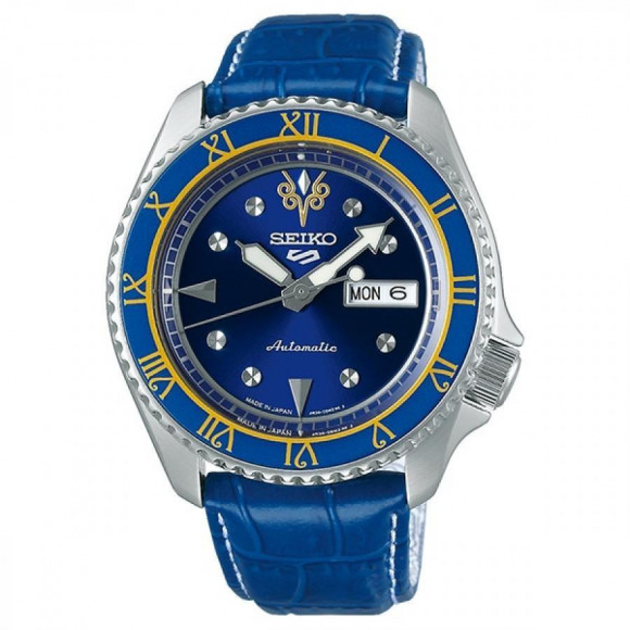 SEIKO 5 Sports セイコーファイブスポーツ Sense Style センススタイル ストリートファイターVコラボレーション限定モデル 世界9999本限定 春麗 チュンリー SBSA077 腕時計 メンズ