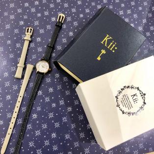 【TiCTAC札幌パルコ店】女性へのクリスマスプレゼントに✩︎Kii 10周年記念モデル⌚︎