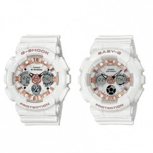 【札幌パルコ】G-SHOCK ジーショック CASIO カシオ  G PRESENTS LOVER'S COLLECTION 2020  LOV-20A-7AJRペアセット 腕時計 メンズ レディース