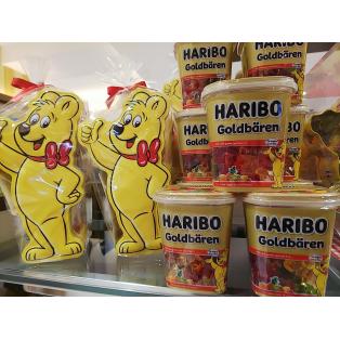 HARIBOからキュートな缶&カップ