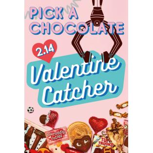Valentine Catcher プロモーションスタート!