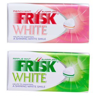 笑顔に輝きを! FRISKから「FRISK WHITE」が新登場!