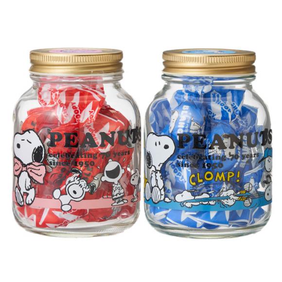 大人気キャラクター「PEANUTS」のボトル入りチョコレートが今年も入荷しました!