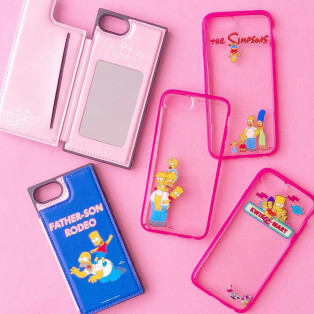 THE SIMPSONSのiPhone8/7/6s/6用ケース入荷!