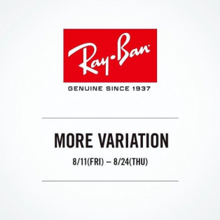 RAY-BAN MORE VARIATION