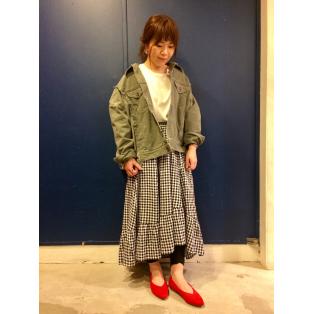 # staff styling  新作