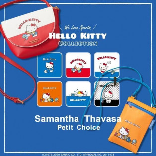 ⋈ Samantha Thavasa Petit Choice ×HELLO KITTY ⋈