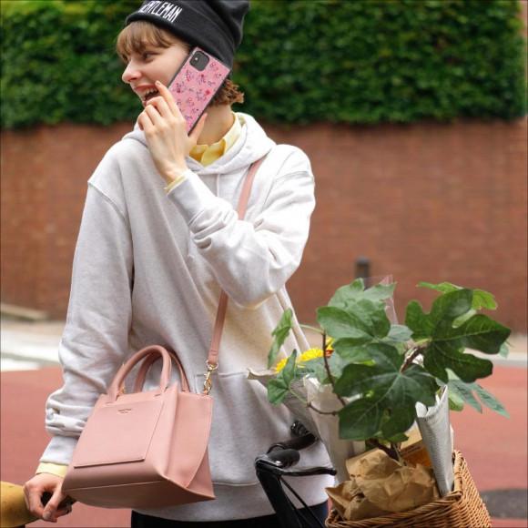 新作☆お財布付きミニバッグ