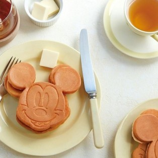 【ハロウィンパーティーに♪】ディズニーパンケーキメーカー