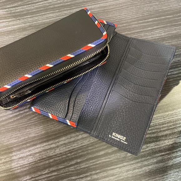 トリコロール・財布