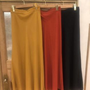 ♡ランダムドットバイアスフレアスカート♡