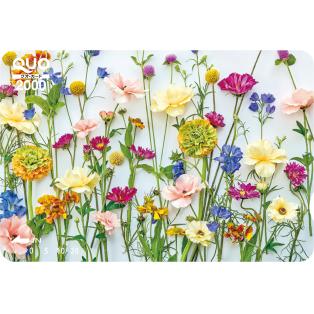 【日比谷花壇】QUOカード