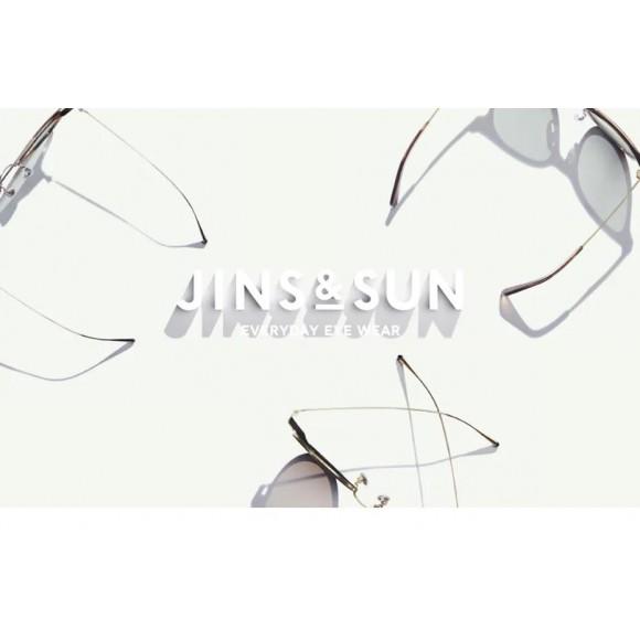 【JINS&SUN】かける人もシーンも選ばない、自由で新しいサングラスの選択肢を提案