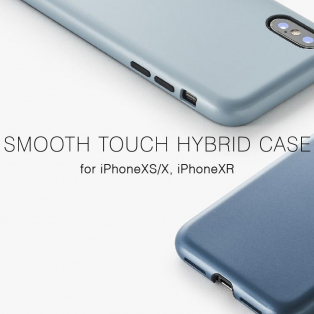 "UNiCASEオリジナル""Smooth Touch Hybrid Case""登場!"