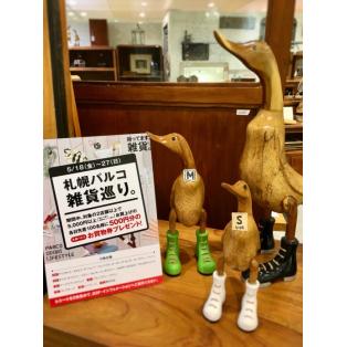 ★札幌パルコ雑貨巡り★