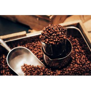 モリヒコのコーヒー豆詰め放題!