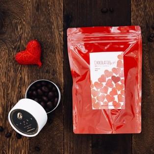 【バレンタイン2021ギフト C】豆香+「季節のコーヒーショコラティエ2021」