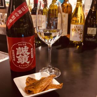 日本酒のテイスティング始めました・・・☆