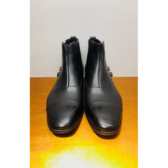 「KATHARINE HAMNETT LONDON」SIDE GORE BOOTS