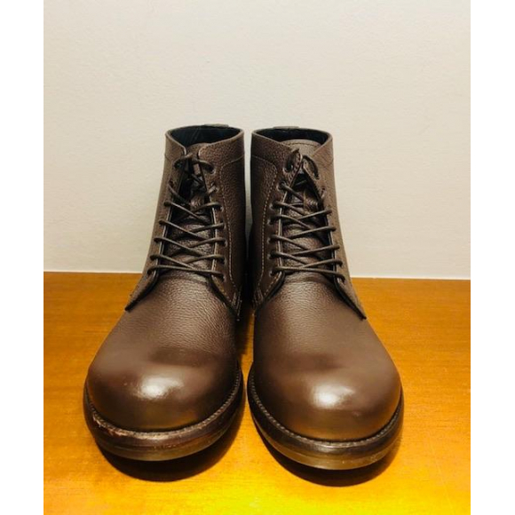 「KATHARINE HAMNETT LONDON」LACE UP BOOTS