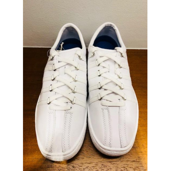 「KATHARINE HAMNETT LONDON」  K-SWISS SNEAKERS