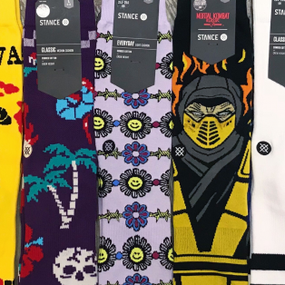 STANCE 2019 FALL COLLECTION!!!