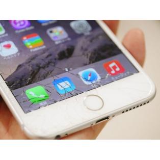 iPhone6sのフロントガラス交換値引き致しました!