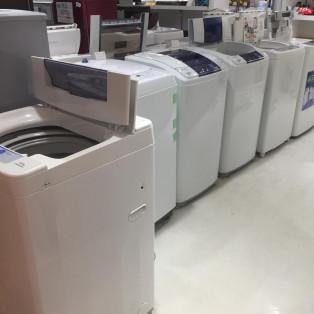 分解清掃済み洗濯機お安くご用意(^^)/