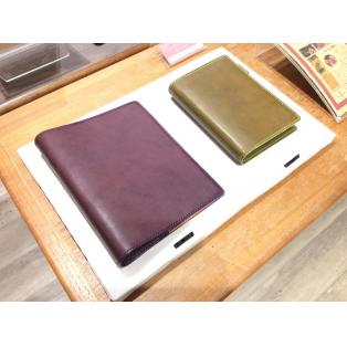 手帳バインダーも初回半額カラーオーダーできます‼️