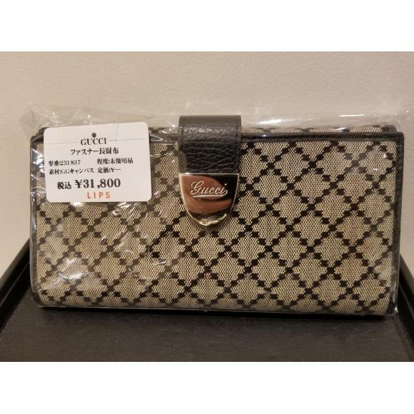 hot sale online c2e3f 7beca GUCCIのお財布たくさん揃っています(^-^) | BRAND SHOP LIPS ...