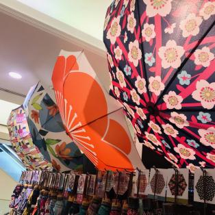 【札幌】札幌の傘屋といえば…-傘専門店 和傘屋北斎グラフィック-
