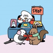 LIMITED ★ B2F・特設会場『mugny shop(マグニー ショップ)』限定オープン!!