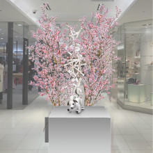 Sony Store Sapporo × 札幌パルコ『桜 × aibo 季節限定特別フォトスポット』