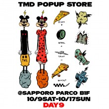 LIMITED ★ B1F・特設会場『TMD POPUP STORE』限定オープン!!