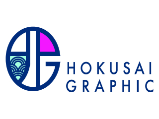 hokusai graphic