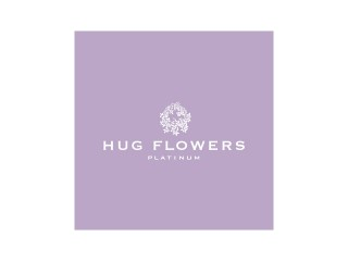 HUG FLOWERS PLATINUM